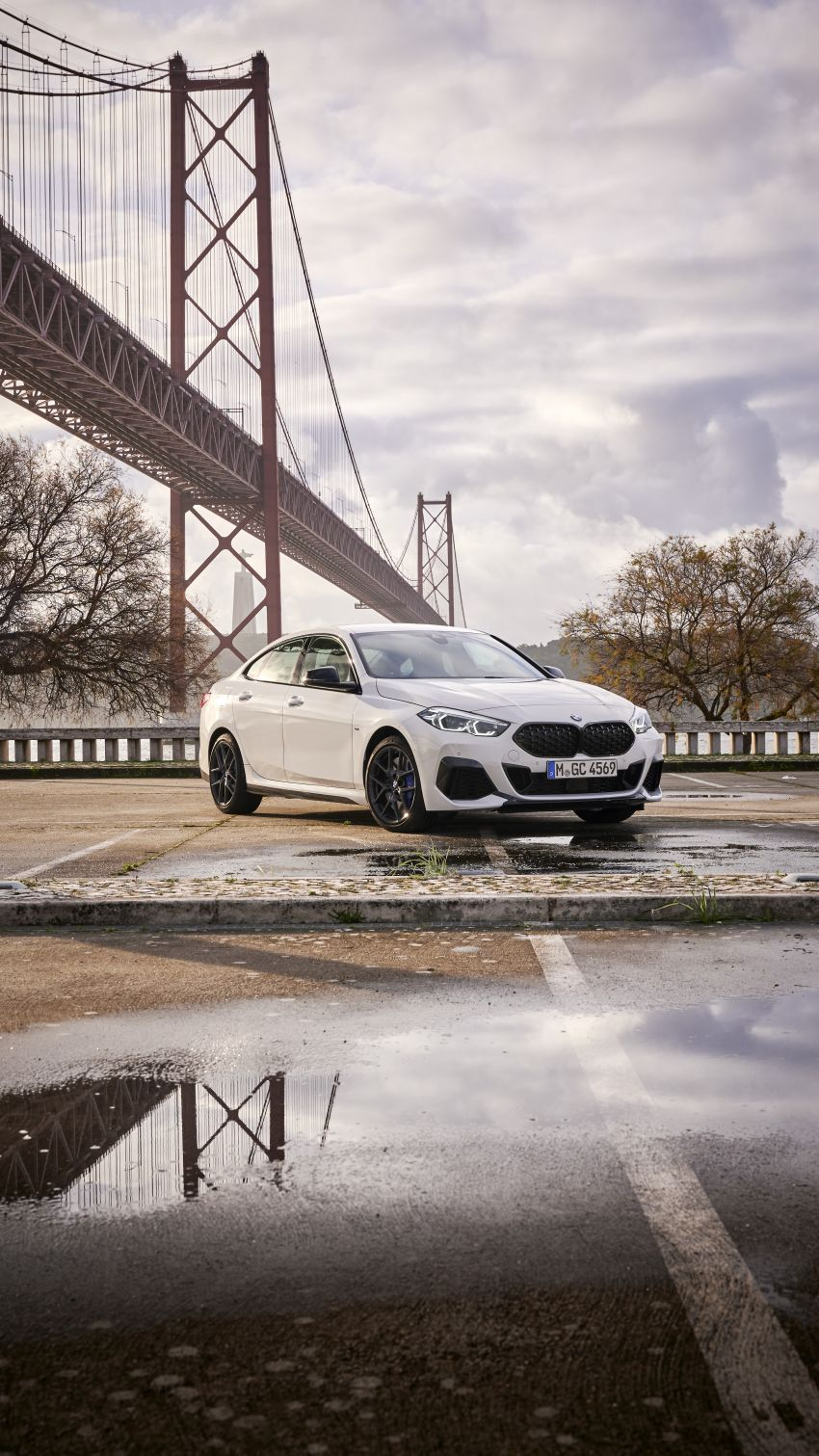 GALLERY: F44 BMW 2 Series Gran Coupé in Lisbon Image #1089069