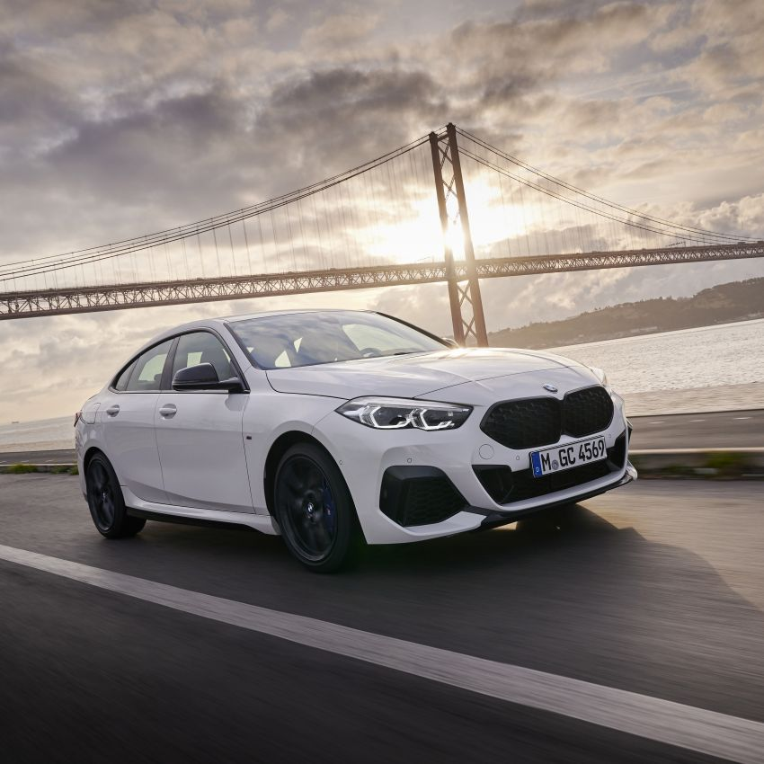 GALLERY: F44 BMW 2 Series Gran Coupé in Lisbon Image #1089071