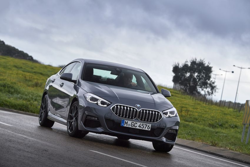 GALLERY: F44 BMW 2 Series Gran Coupé in Lisbon Image #1088841