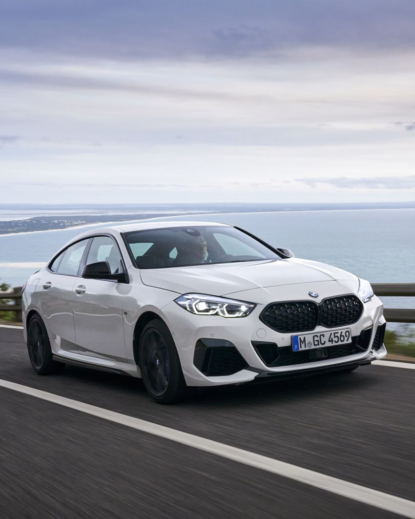 GALLERY: F44 BMW 2 Series Gran Coupé in Lisbon Image #1089073
