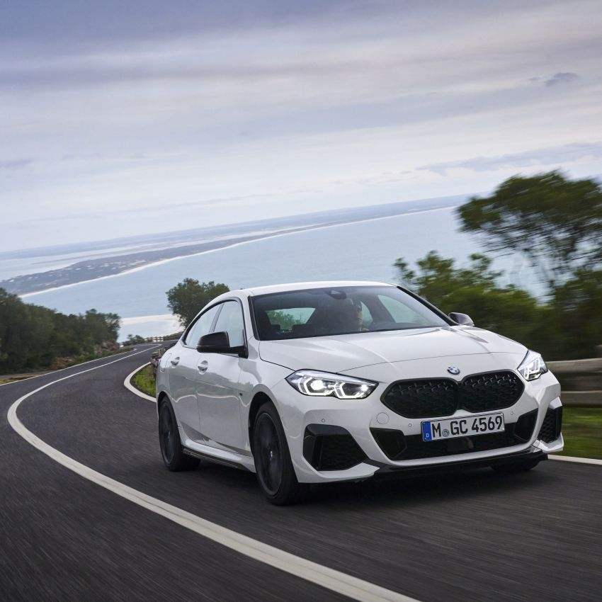 GALLERY: F44 BMW 2 Series Gran Coupé in Lisbon Image #1089074