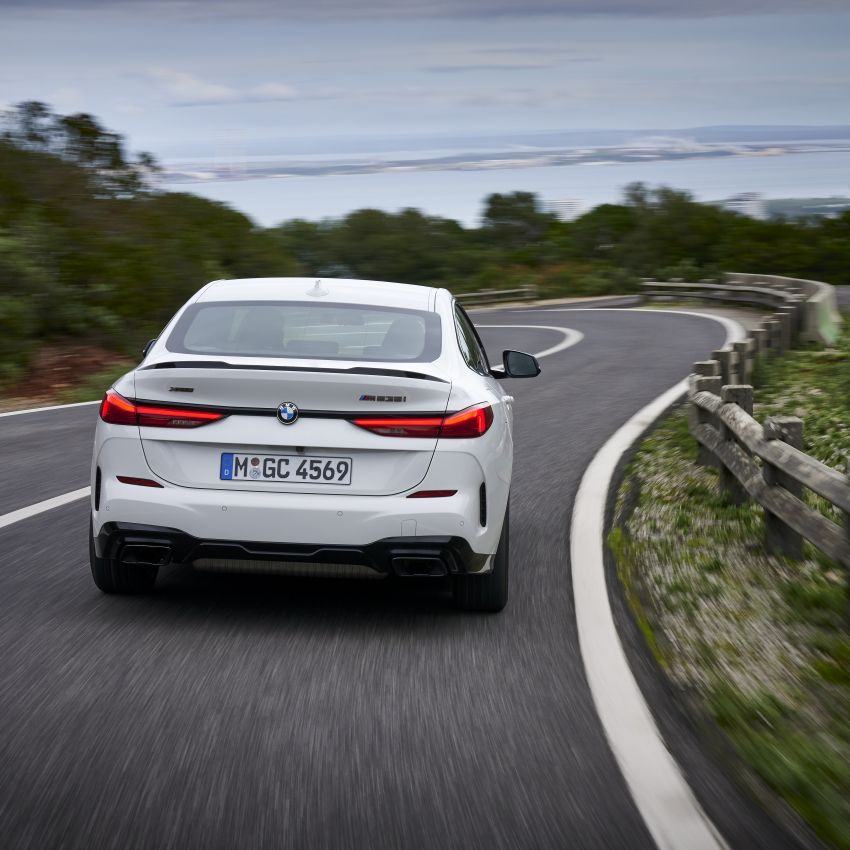 GALLERY: F44 BMW 2 Series Gran Coupé in Lisbon Image #1089075