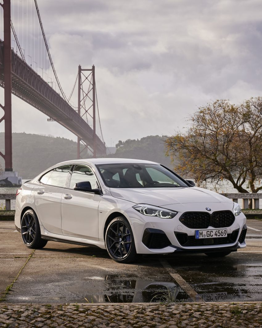 GALLERY: F44 BMW 2 Series Gran Coupé in Lisbon Image #1089076