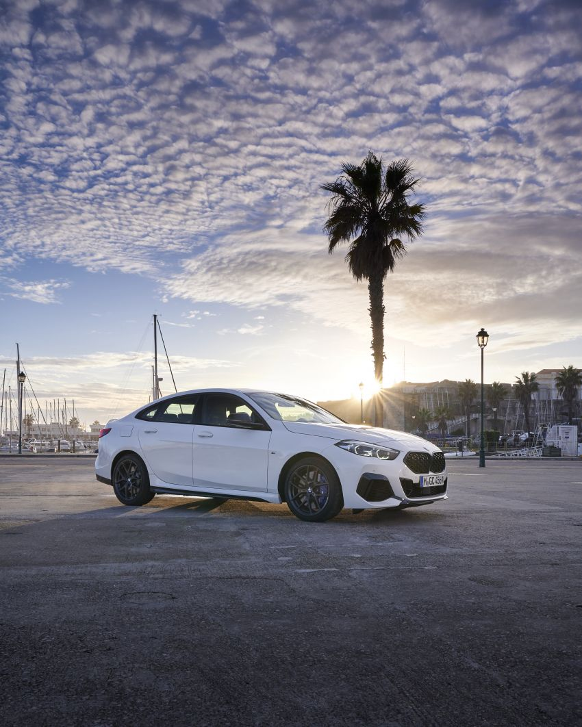 GALLERY: F44 BMW 2 Series Gran Coupé in Lisbon Image #1089077