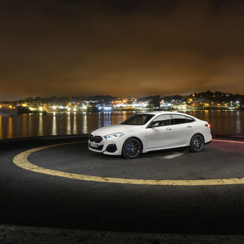 GALLERY: F44 BMW 2 Series Gran Coupé in Lisbon Image #1089080