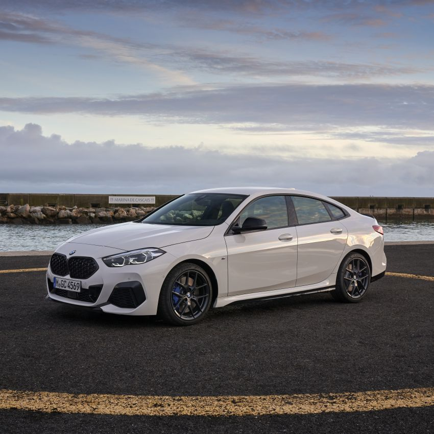 GALLERY: F44 BMW 2 Series Gran Coupé in Lisbon Image #1089081
