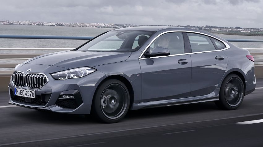 GALLERY: F44 BMW 2 Series Gran Coupé in Lisbon Image #1088822