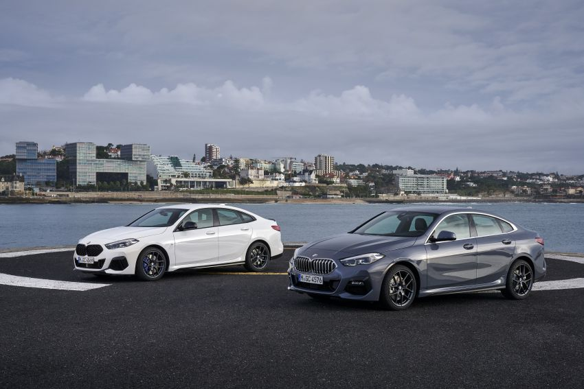 GALLERY: F44 BMW 2 Series Gran Coupé in Lisbon Image #1089084