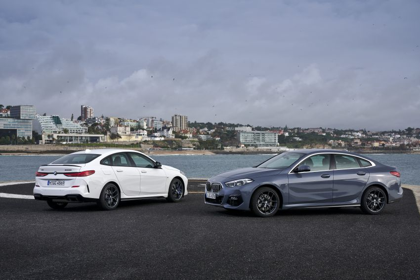 GALLERY: F44 BMW 2 Series Gran Coupé in Lisbon Image #1089086