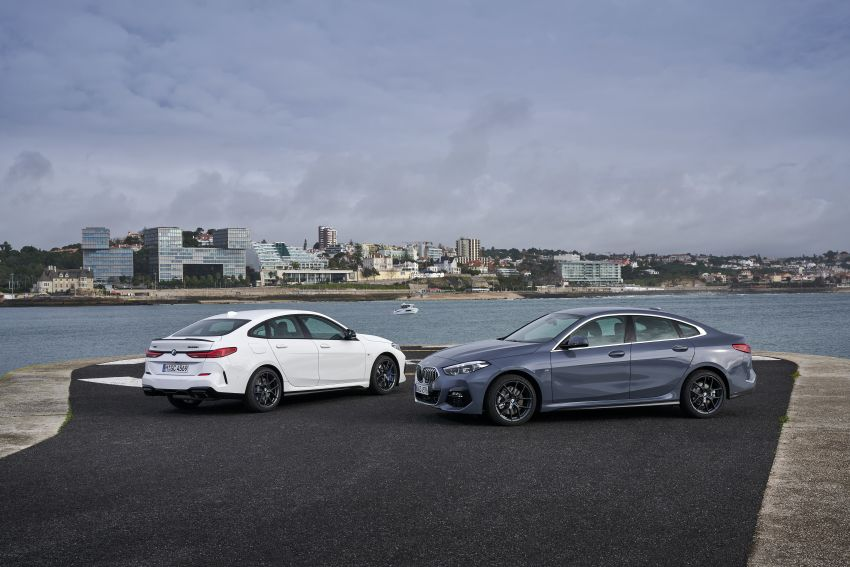 GALLERY: F44 BMW 2 Series Gran Coupé in Lisbon Image #1089087