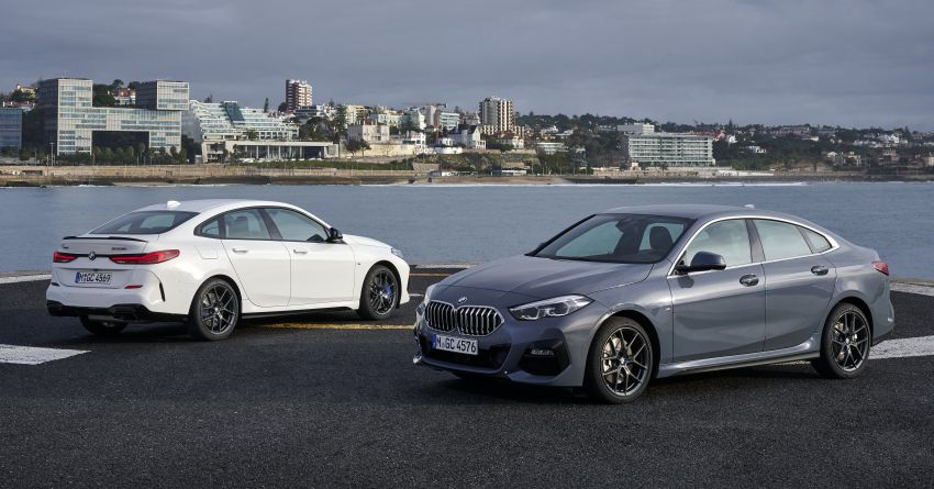 GALLERY: F44 BMW 2 Series Gran Coupé in Lisbon Image #1089088