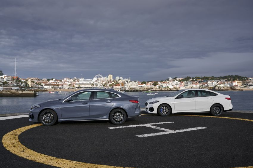 GALLERY: F44 BMW 2 Series Gran Coupé in Lisbon Image #1089089
