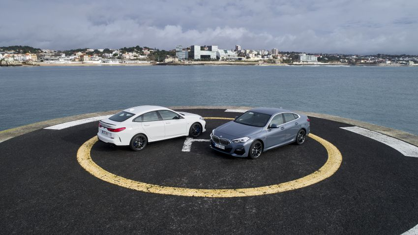 GALLERY: F44 BMW 2 Series Gran Coupé in Lisbon Image #1089090