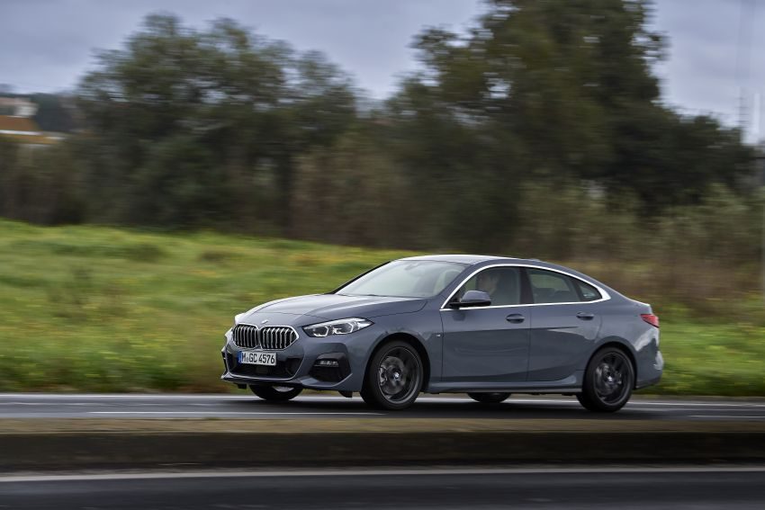 GALLERY: F44 BMW 2 Series Gran Coupé in Lisbon Image #1088845