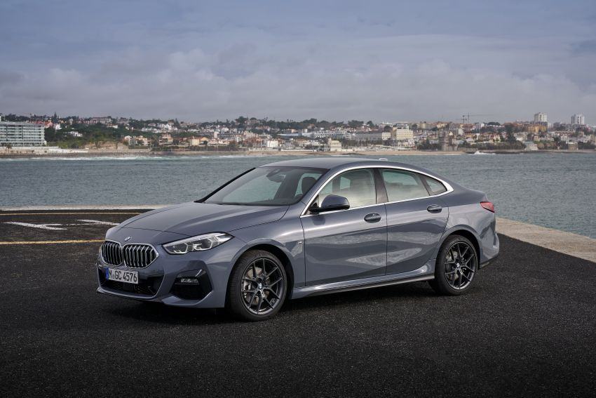 GALLERY: F44 BMW 2 Series Gran Coupé in Lisbon Image #1088848
