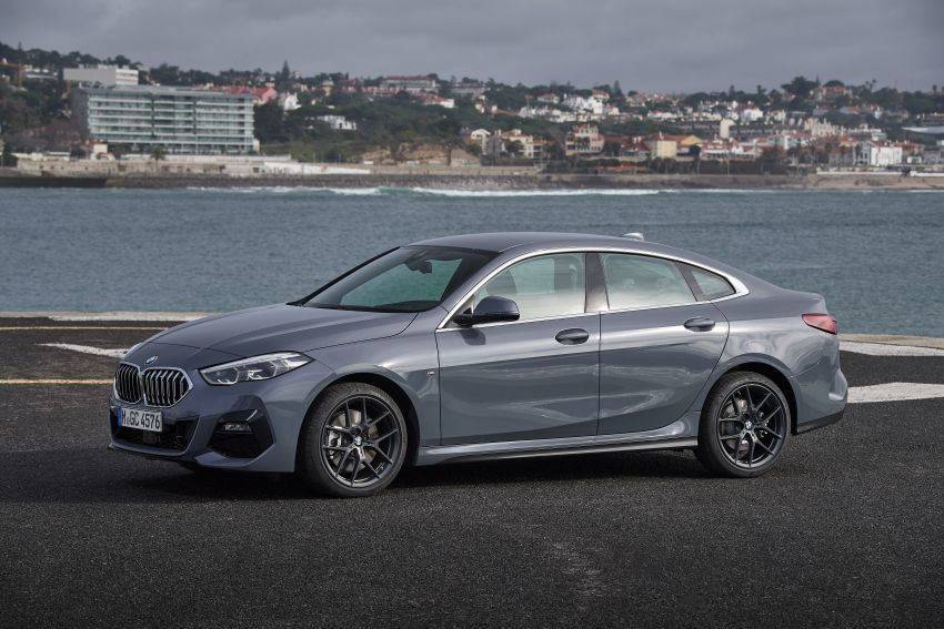 GALLERY: F44 BMW 2 Series Gran Coupé in Lisbon Image #1088849