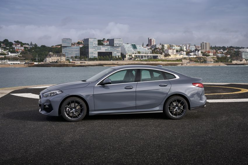 GALLERY: F44 BMW 2 Series Gran Coupé in Lisbon Image #1088850