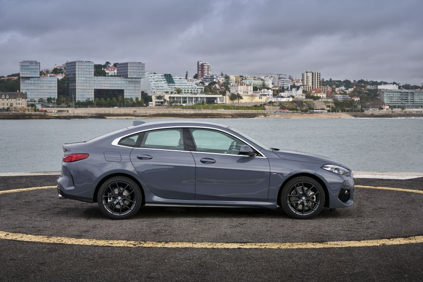 GALLERY: F44 BMW 2 Series Gran Coupé in Lisbon Image #1088851