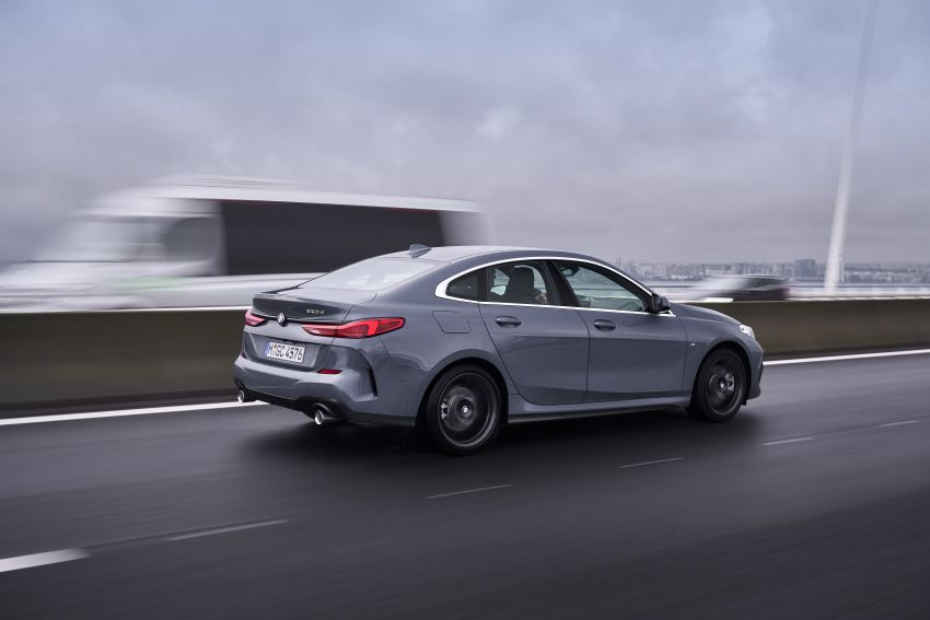GALLERY: F44 BMW 2 Series Gran Coupé in Lisbon Image #1088823
