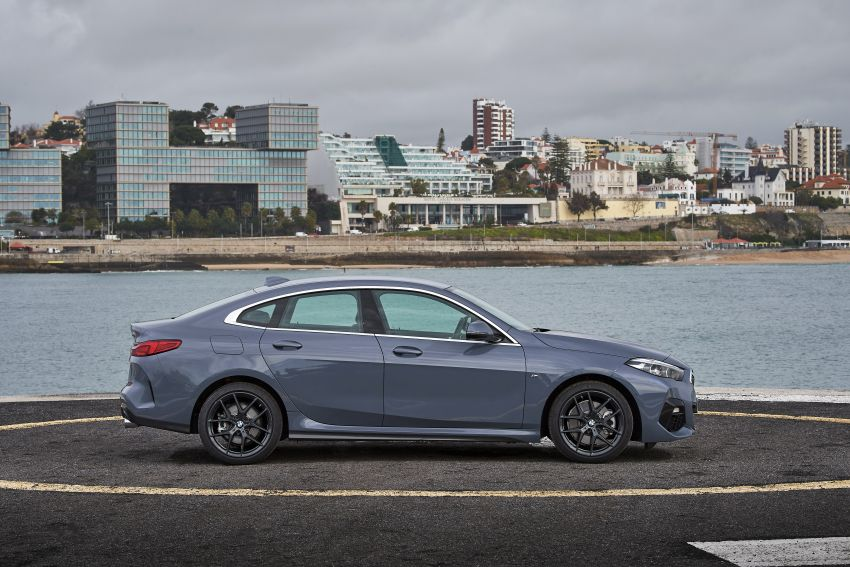 GALLERY: F44 BMW 2 Series Gran Coupé in Lisbon Image #1088852