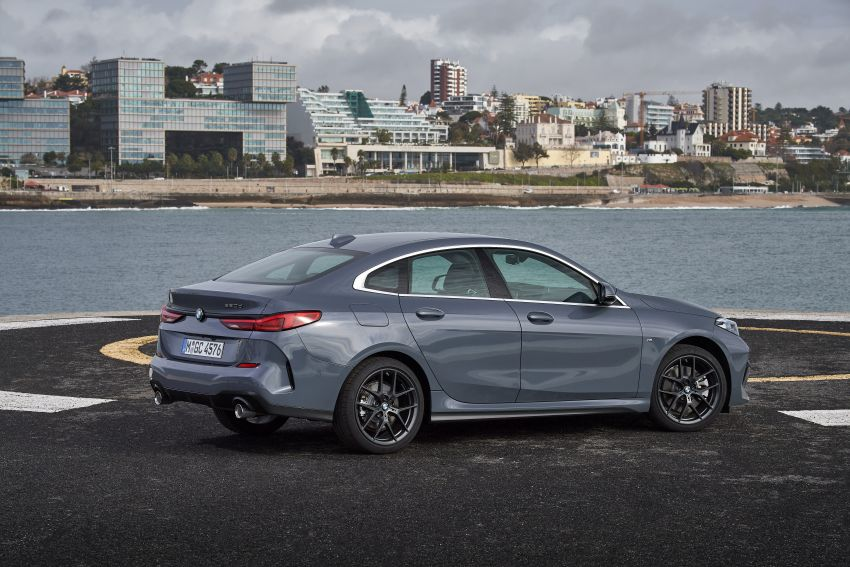 GALLERY: F44 BMW 2 Series Gran Coupé in Lisbon Image #1088853