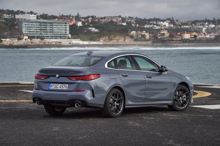 GALLERY: F44 BMW 2 Series Gran Coupé in Lisbon Image #1088855