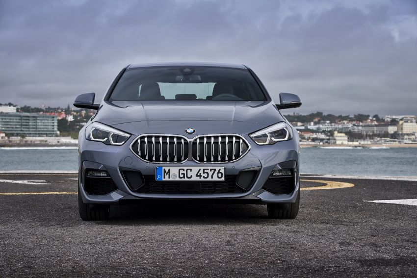 GALLERY: F44 BMW 2 Series Gran Coupé in Lisbon Image #1088856