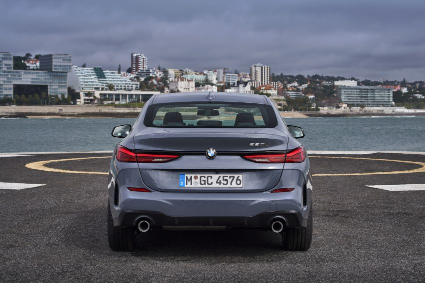 GALLERY: F44 BMW 2 Series Gran Coupé in Lisbon Image #1088857