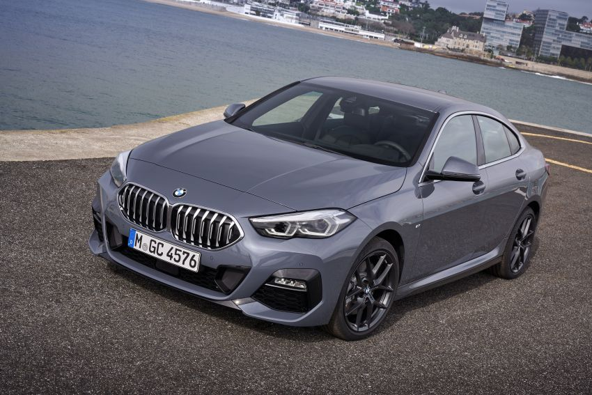 GALLERY: F44 BMW 2 Series Gran Coupé in Lisbon Image #1088858