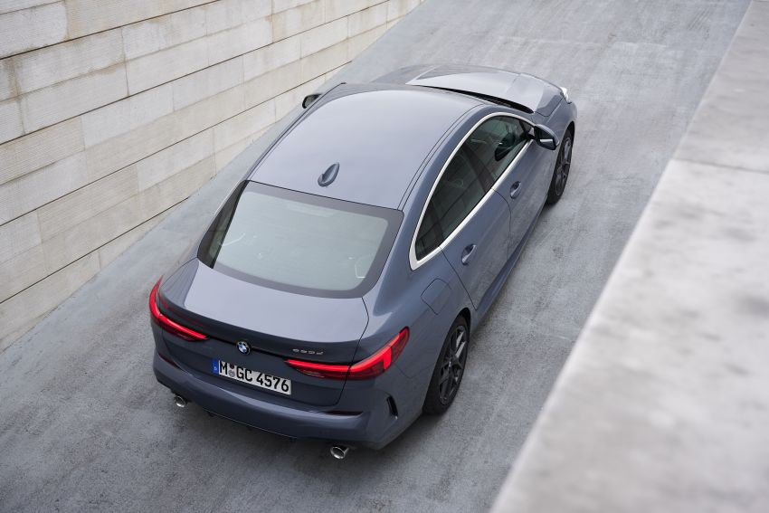 GALLERY: F44 BMW 2 Series Gran Coupé in Lisbon Image #1088863