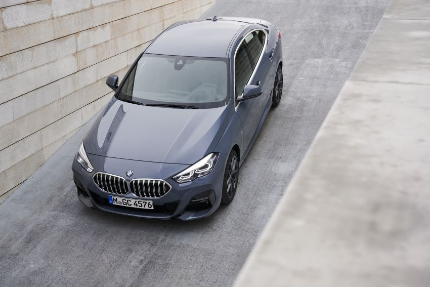 GALLERY: F44 BMW 2 Series Gran Coupé in Lisbon Image #1088864