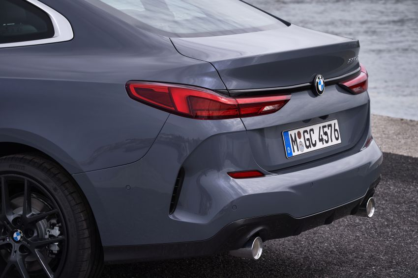 GALLERY: F44 BMW 2 Series Gran Coupé in Lisbon Image #1088874
