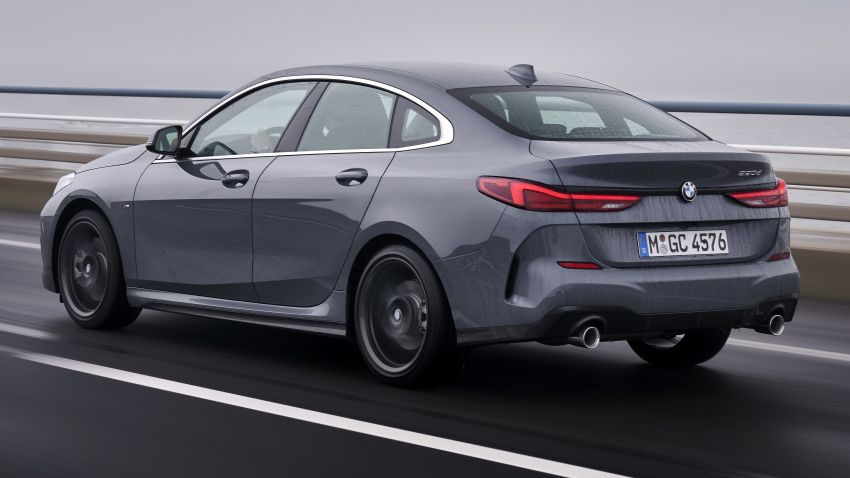 GALLERY: F44 BMW 2 Series Gran Coupé in Lisbon Image #1088825