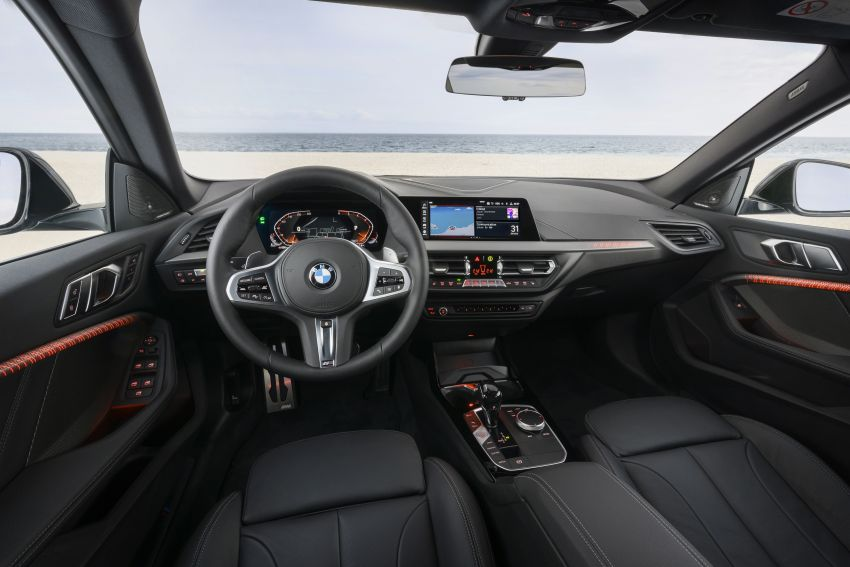 GALLERY: F44 BMW 2 Series Gran Coupé in Lisbon Image #1088883
