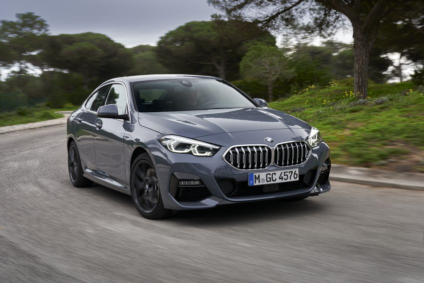 GALLERY: F44 BMW 2 Series Gran Coupé in Lisbon Image #1088826