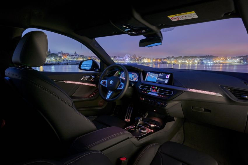 GALLERY: F44 BMW 2 Series Gran Coupé in Lisbon Image #1088889