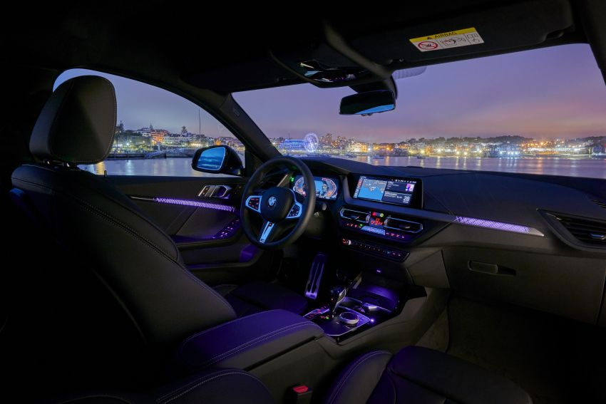GALLERY: F44 BMW 2 Series Gran Coupé in Lisbon Image #1088893