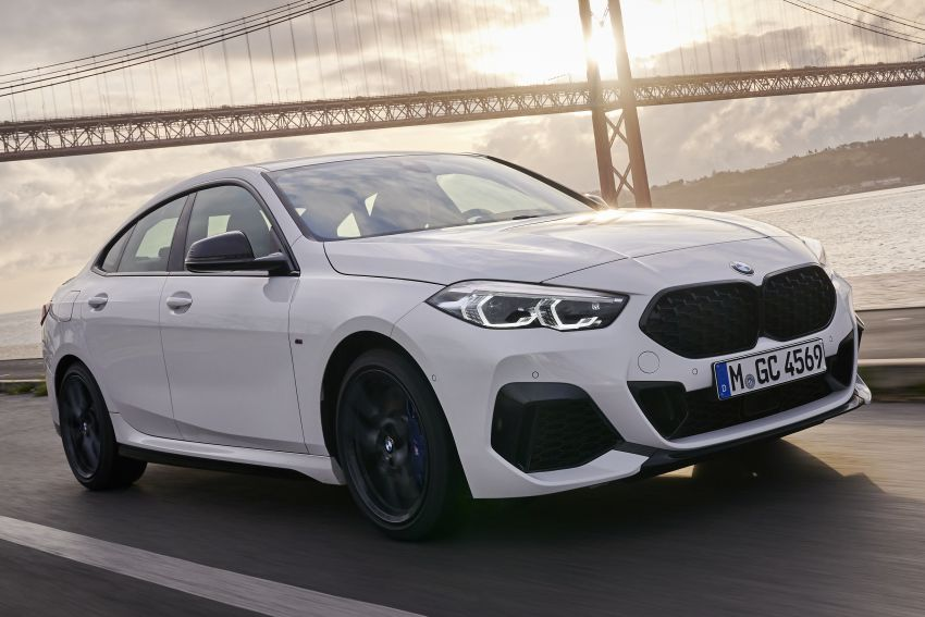 GALLERY: F44 BMW 2 Series Gran Coupé in Lisbon Image #1088912