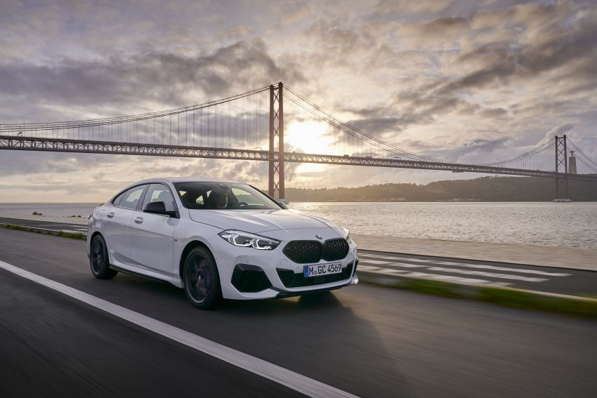 GALLERY: F44 BMW 2 Series Gran Coupé in Lisbon Image #1088914