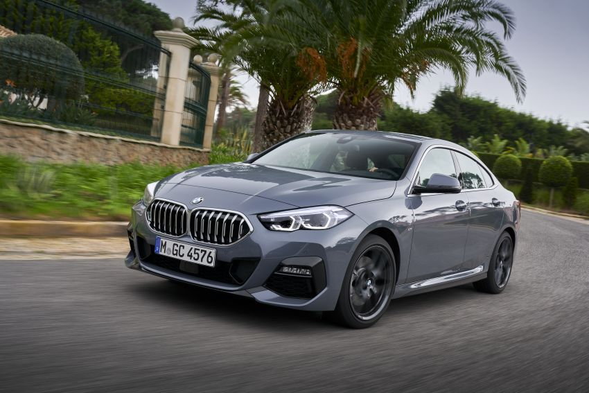 GALLERY: F44 BMW 2 Series Gran Coupé in Lisbon Image #1088828