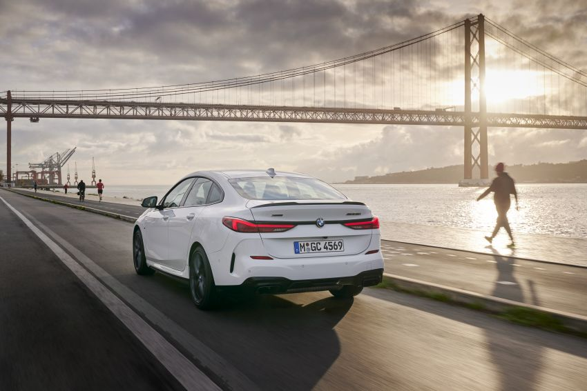 GALLERY: F44 BMW 2 Series Gran Coupé in Lisbon Image #1088915