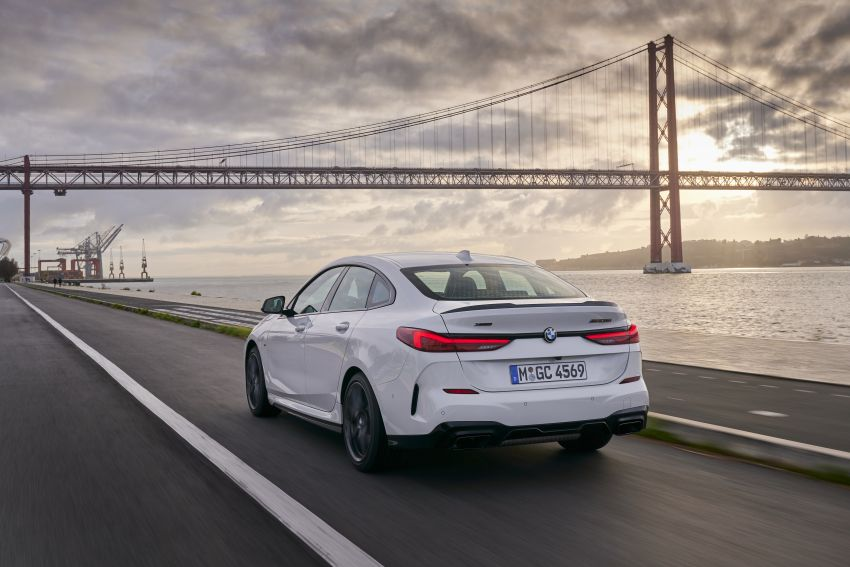 GALLERY: F44 BMW 2 Series Gran Coupé in Lisbon Image #1088916