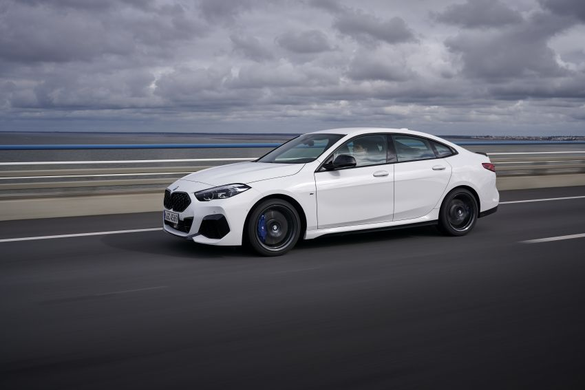 GALLERY: F44 BMW 2 Series Gran Coupé in Lisbon Image #1088918