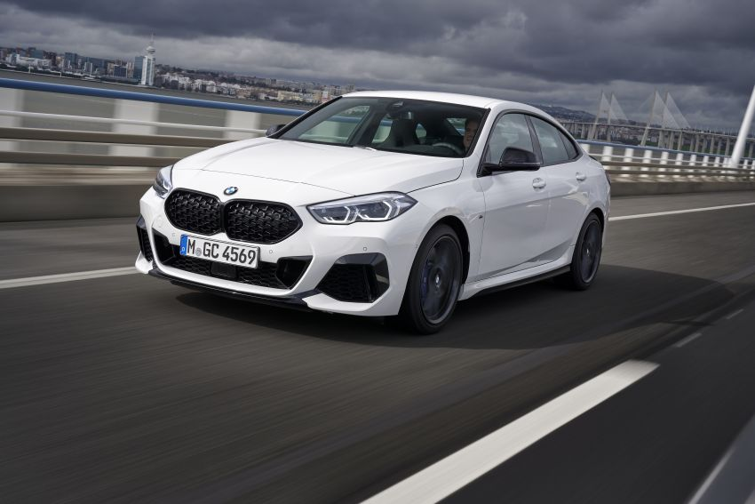 GALLERY: F44 BMW 2 Series Gran Coupé in Lisbon Image #1088919