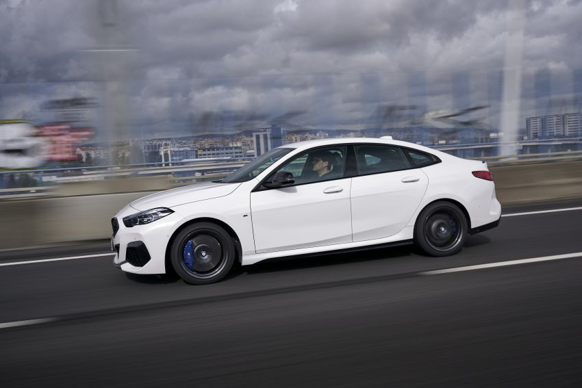GALLERY: F44 BMW 2 Series Gran Coupé in Lisbon Image #1088921