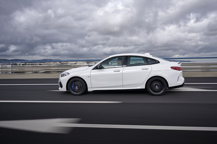 GALLERY: F44 BMW 2 Series Gran Coupé in Lisbon Image #1088922