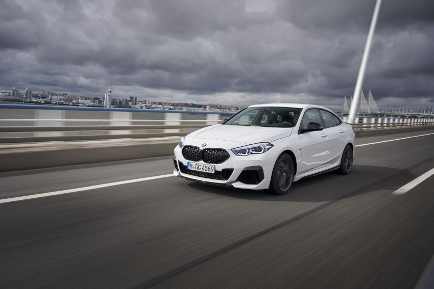 GALLERY: F44 BMW 2 Series Gran Coupé in Lisbon Image #1088923