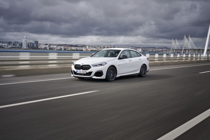 GALLERY: F44 BMW 2 Series Gran Coupé in Lisbon Image #1088925