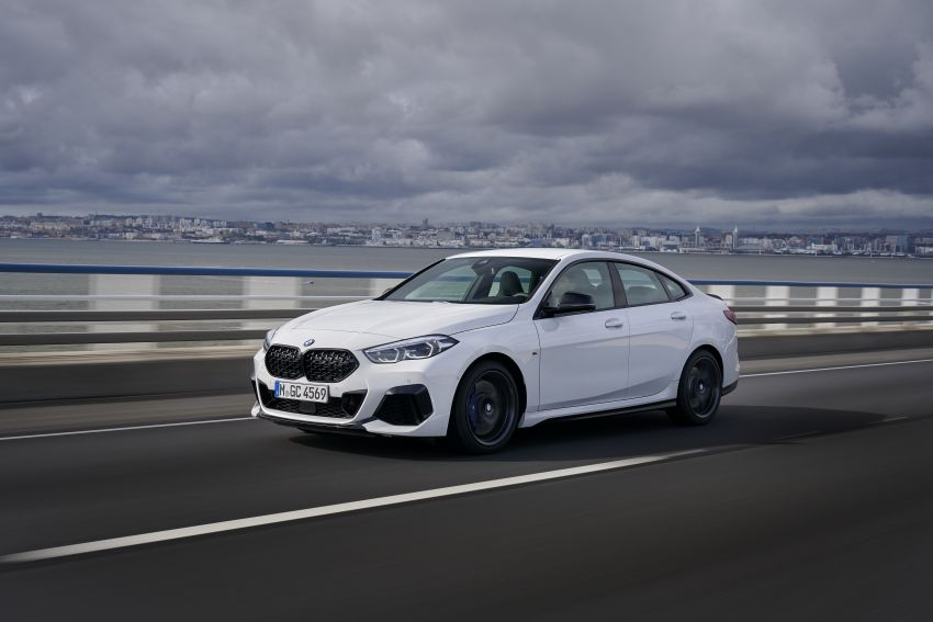 GALLERY: F44 BMW 2 Series Gran Coupé in Lisbon Image #1088926