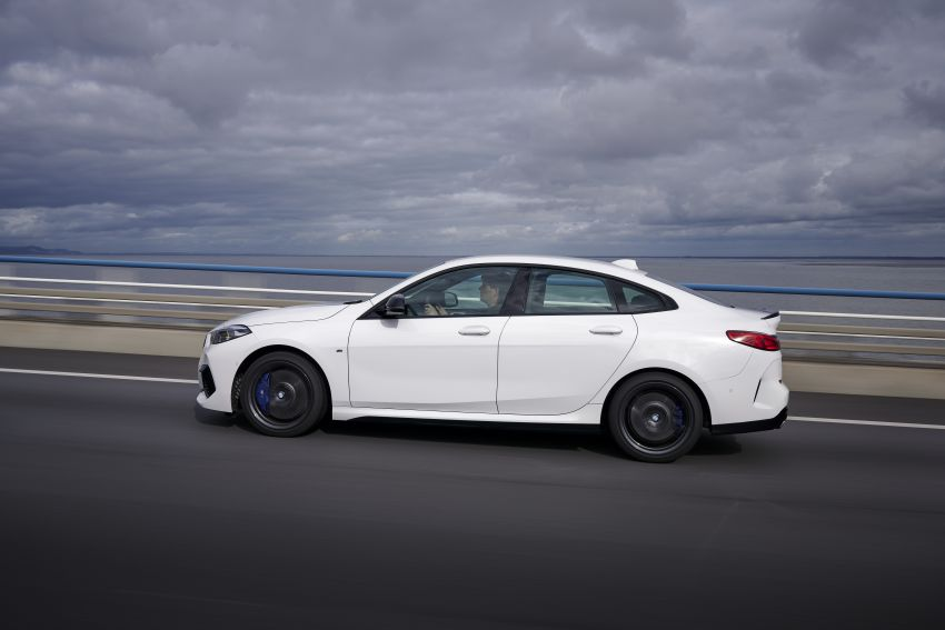 GALLERY: F44 BMW 2 Series Gran Coupé in Lisbon Image #1088927
